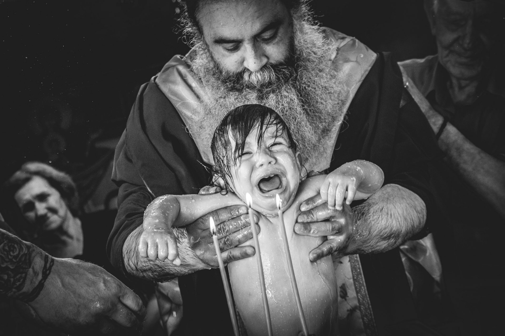 Βάφτιση - φωτογράφος στον Εύοσμο Θεσσαλονίκης