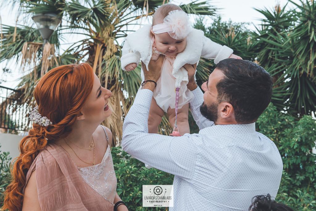 Βάπτιση στην όμορφη Χίο …
